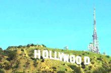 爬好莱坞标志山