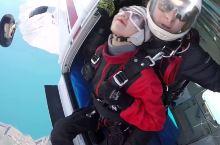 新西兰皇后镇高空跳伞12000英尺