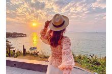 泰国芭提雅|神仙落日悬崖餐厅不去后悔