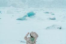 来古冰川 不去冰岛,也能零距离接触蓝冰