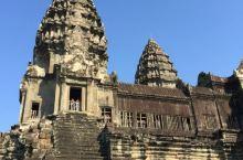 吴哥窟-柬埔塞