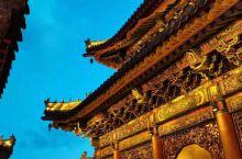 夜游广化寺