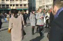 布鲁塞尔大广场。