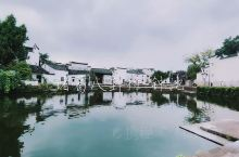 诸葛八卦村-钟池