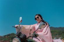 郴州旅游|古装拍照|小洱海白廊|桃花岛