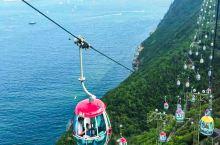 打卡香港海洋公园