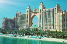 迪拜的酒店真的让人沉醉。