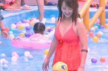 超好玩的温泉亲子乐园,网红打卡圣地