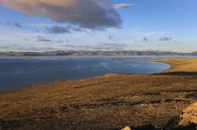扎日南木错,西藏第三大湖的晨。