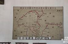 骑行红军长征路,参观宜章县湘南年关暴动指挥部,条件太艰苦了
