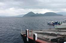 #网红打卡地 日本洞爷湖的景色,湖光山色,不错不错。
