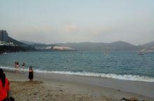 #中秋国庆出游打卡 香港的赤柱海滩,人不多,游海泳的好地方。