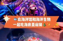 新加坡去哪吃| 海洋馆的海底圣诞餐