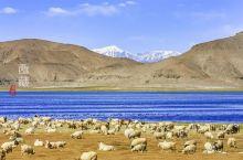 班公湖位于西藏阿里地区日土县城西北约12公里处,面积为604平方公里。这其中,中国境内面积为413平