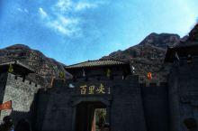 """老版三国电视剧的取景地~ 如""""落凤坡""""~ 冬天前来少了绿意,但群山更显气势磅礴!"""