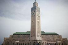 #怀念没有疫情的日子#哈桑二世清真寺