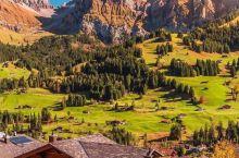 这里是瑞士风景旅游景点