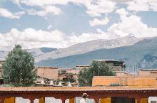 川西自驾|长青春科尔寺,解锁世界高城市下的清凉佛国  川西的佛教寺庙很多,要数独特的,位于世界最高海