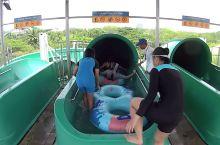 雅加达水上乐园游玩