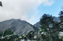 雪后三清山