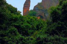 """被誉为""""中国红石公园""""的丹霞山,景色绝美"""