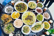 家里聚餐,越南旅游