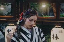 超酷的和服体验 【京都樱花和服】