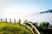 泰国华人村,从云南而来,观云海日出的地方