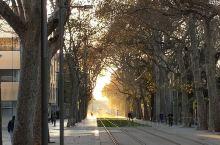 西班牙UPF大学—校园景色(一)