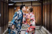 情侣和服体验【京都樱花和服】