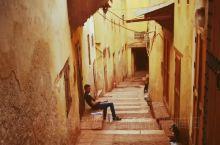 摩洛哥非斯古城