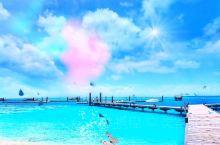 马代仙境般的六星神仙珊瑚岛