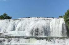 黄果树瀑布群~~陡彼塘瀑布#中秋国庆出游打卡  陡坡塘瀑布