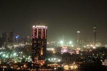 尼罗河夜景