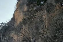 甘肃平凉崆峒山,中华道教第一山,道教发源地,冬天的崆峒山也很美