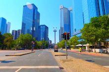 实拍法兰克福的街景,德国的金融中心,发达的城市是什么感觉?