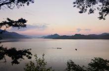 绿江村的日出!