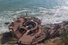 打卡惠州海边:礁石酒吧