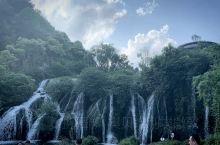 天河潭贵州真的美