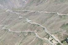 自驾川藏线318,怒江72拐全是豪车,走悬崖路360全景视角真恐怖