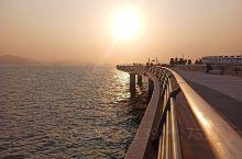 厦门看日落最佳位置……演武大桥观景台