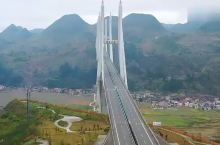 实拍湖南郴州赤石大桥,创下7个世界第一,来感受基建狂魔有多狂