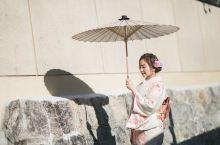 优雅如诗 - 京都樱花和服写真