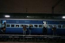 印度火车。
