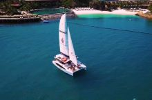 芽庄旅游玩项目和朋友体验游艇出海