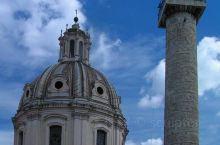 罗马最出名的胜利柱