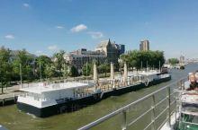 鹿特丹港。