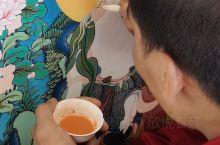 热贡唐卡~青藏高原上的一朵艺术奇葩