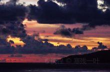 世界三大日落观赏地之一丹绒亚路海滩