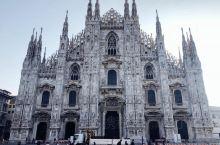 #笑著溜達世界#意大利米兰大教堂